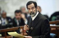 دختر صدام به عراق باز میگردد +عکس