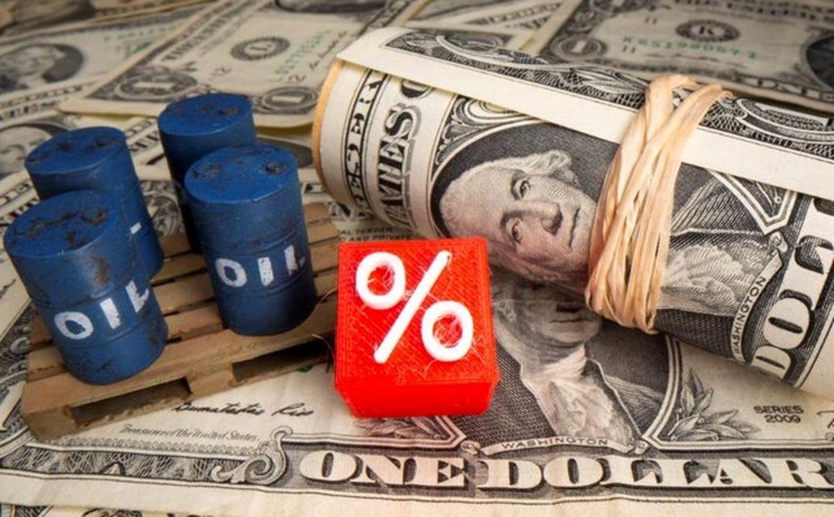 اختلاف قیمت نفت آمریکا با برنت افزایش یافت