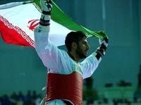 صعود ایران به فینال تکواندو قهرمانی جهان