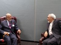 وزیر خارجه عمان شهادت سردار سلیمانی را تسلیت گفت
