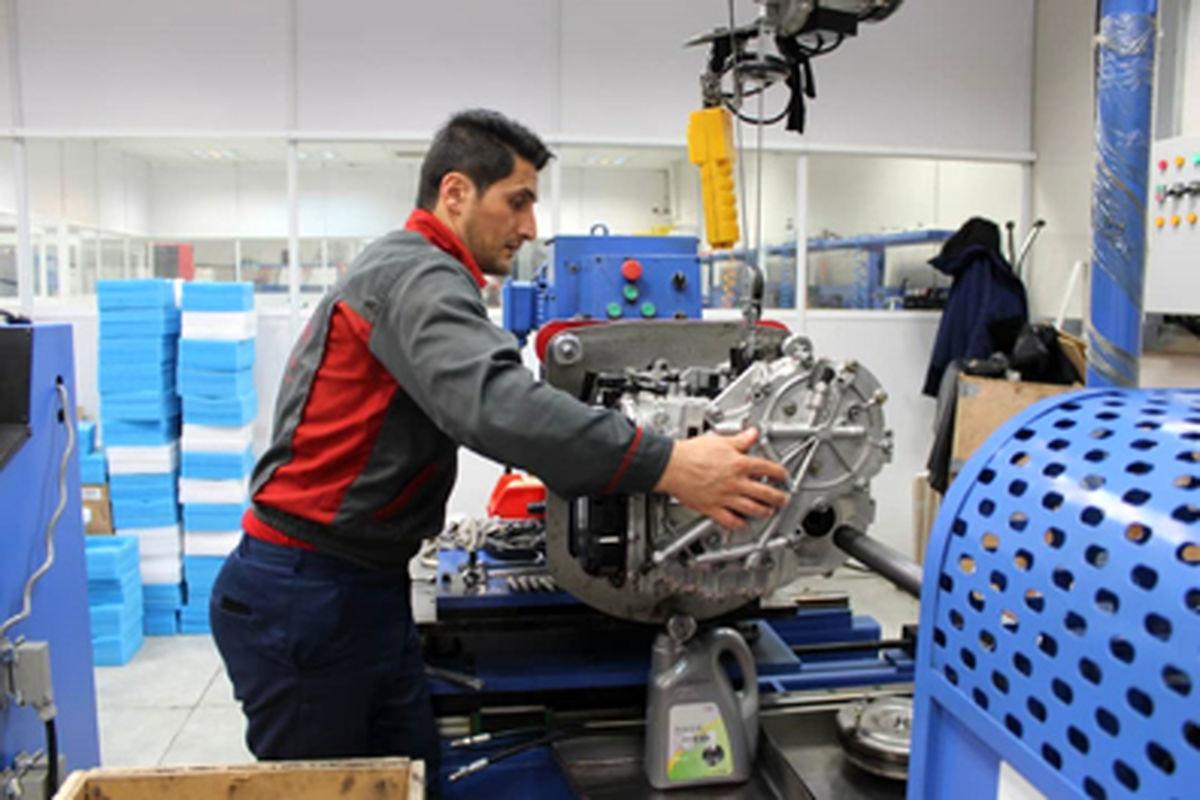 تعمیر گیربکسهای CVT در تعمیرگاه مرکزی مدیران خودرو
