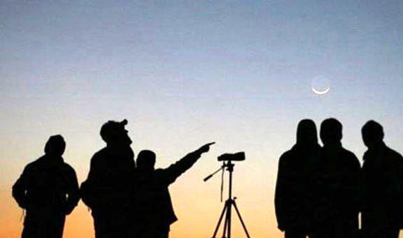 اعزام گروه مرکز نجوم آستان سید علاءالدین حسین(ع) برای رویت هلال ماه شوال