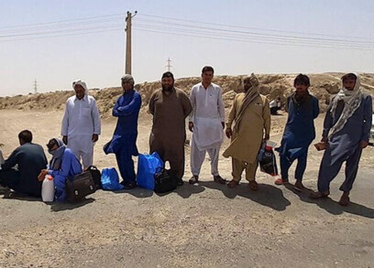 تکذیب ایجاد اردوگاه هایی برای پذیرش مهاجران افغان
