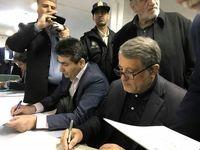 محسن هاشمی کاندید انتخابات شورای شهر شد
