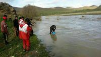 غرق شدن پدر و پسر در رودخانه