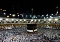 ورود اولین کاروان حجاج خارجی به عربستان بعد از دو سال +  عکس