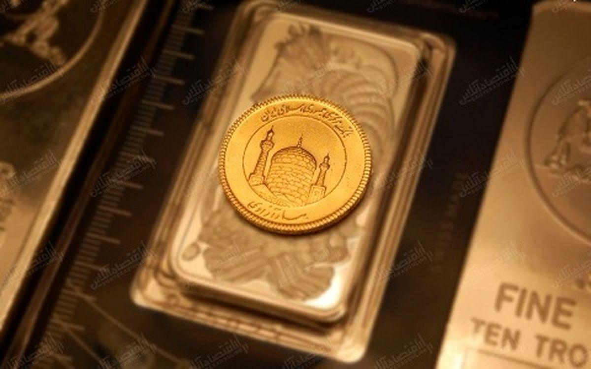 قیمت سکه امروز چند؟ (۱۴۰۰/۱/۲۱)