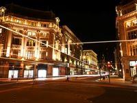 تصاویری متفاوت از لندن پس از نیمه شب