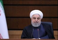 روحانی: با تمام توان برای تحقق جهش تولید تلاش خواهیم کرد/ نخواهیم گذاشت لبخندی بر روی صورت مستبدین کاخ سفید بنشیند