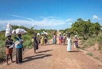 زندگی در بزرگترین اردوگاه پناهندگان جهان +تصاویر