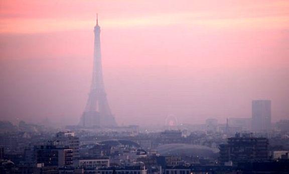 تنفس در هوای آلوده چاقکننده است