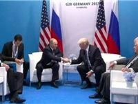 ضرب شست پوتین به آمریکا