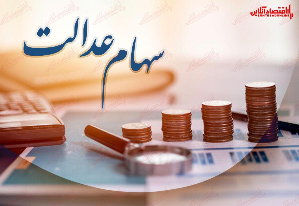 ۳۸ هزار میلیارد تومان؛ ارزش سهام عدالت تهرانیها