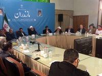 روحانی: سیلاب اخیر در ۳۰سال اخیر بیسابقه بود/ از سیل شیراز فوقالعاده ناراحت شدم