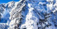 وقوع بهمن در ارتفاعات شمال غرب و البرز