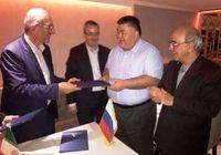 امضا قرارداد نهایی تامین مالی تولید ۵۰۰واگن قطار با روسیه