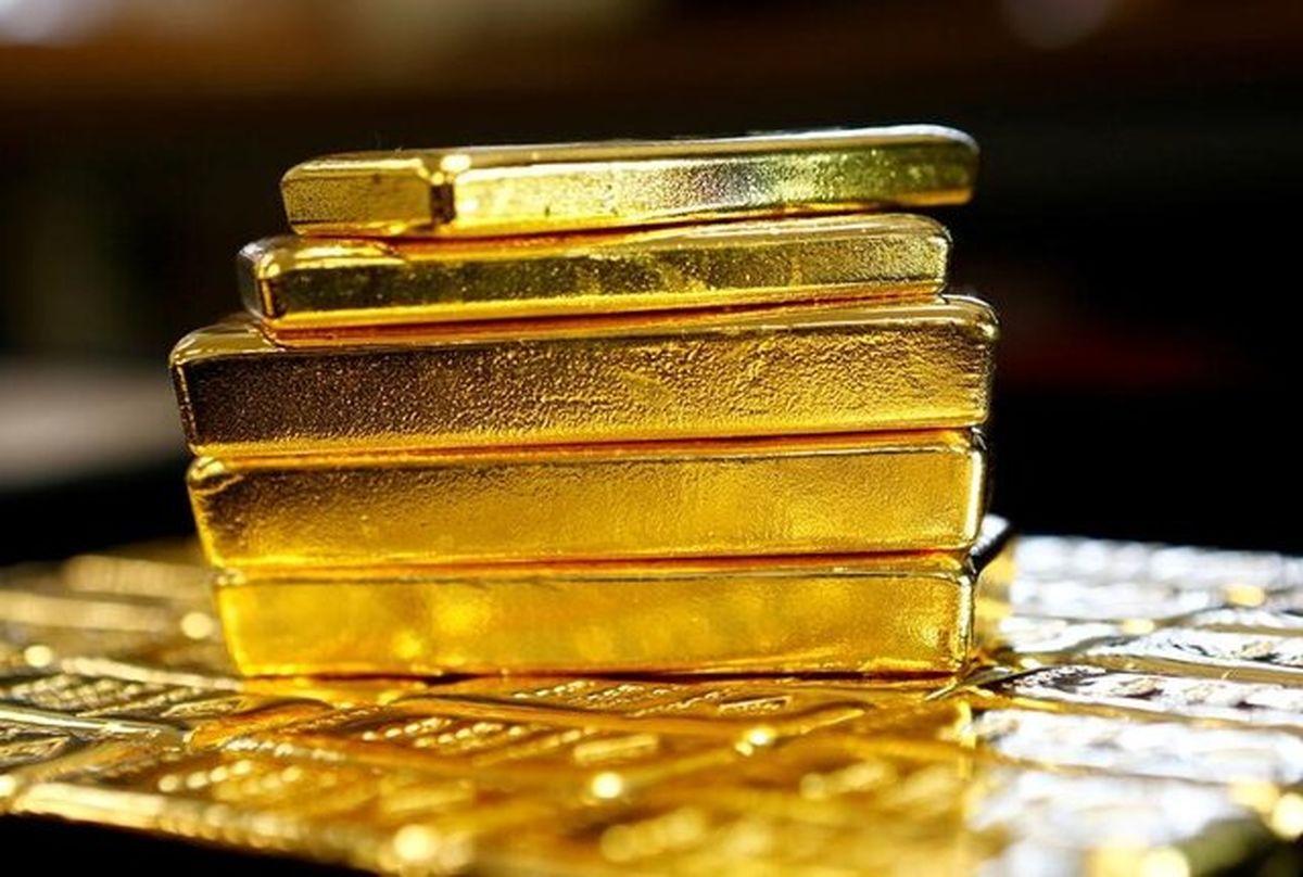 صعود طلا همگام با صعود نفت / فلز زرد صعودی شد