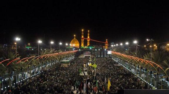 بیش از 100هزار زائر ایرانی در عاشورا به کربلا میروند