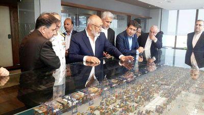 همکاری بندری ایران و پاکستان گسترش مییابد