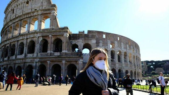 شمار قربانیان کرونا در ایتالیا به ۱۰۷رسید