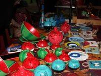بازار ایلام در شب یلدا +تصاویر