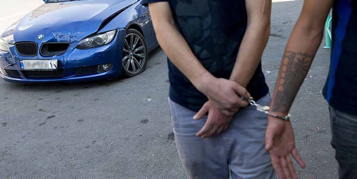 انهدام باند سارقان حرفهای منزل در دزفول
