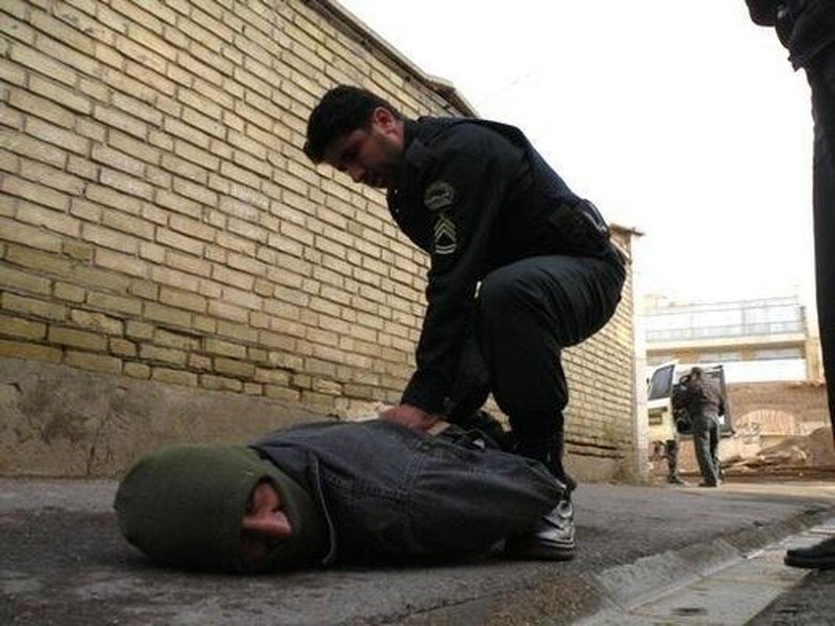 دستگیری ۳شرور در جنوب پایتخت