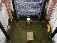 معمای فوران آب از چال آسانسور مسکن مهر ماهدشت