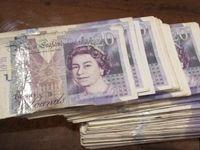 نرخ رسمی پوند بانکی کم شد