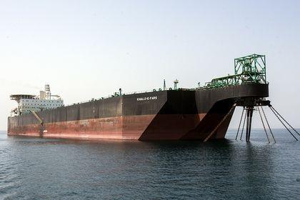 پایانه نفتی شناور خلیج فارس +تصاویر