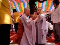 کودکانی که به اجبار راهب بودایی میشوند +تصاویر