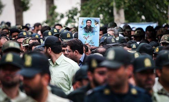 قاتل شهید نیروی انتظامی بخشیده شد
