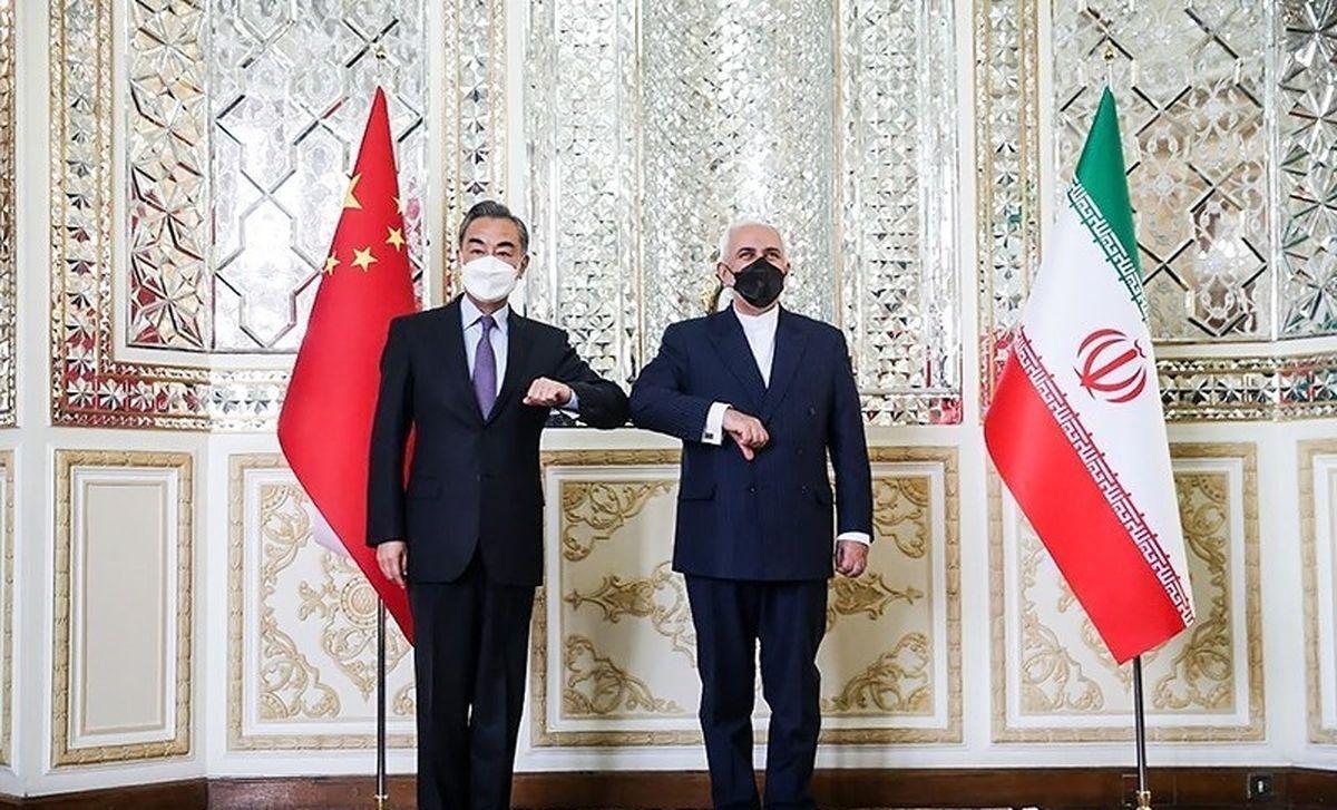 بیانیه امضای سند برنامه همکاری جامع بین ایران و چین