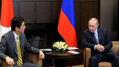 نخستوزیر ژاپن به دیدار پوتین میرود