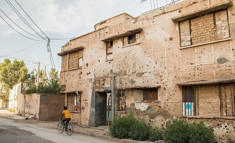 خرمشهر ۳۶ سال پس از آزادی