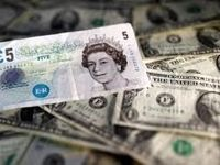صعود دلار جهانی در برابر تضعیف پوند