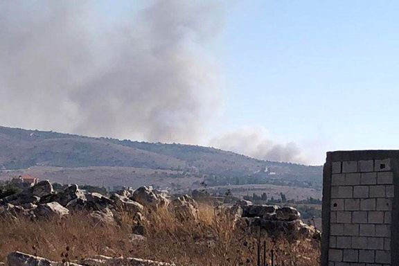 حزبالله یک خودروی نظامی صهیونیستها را هدف قرار داد