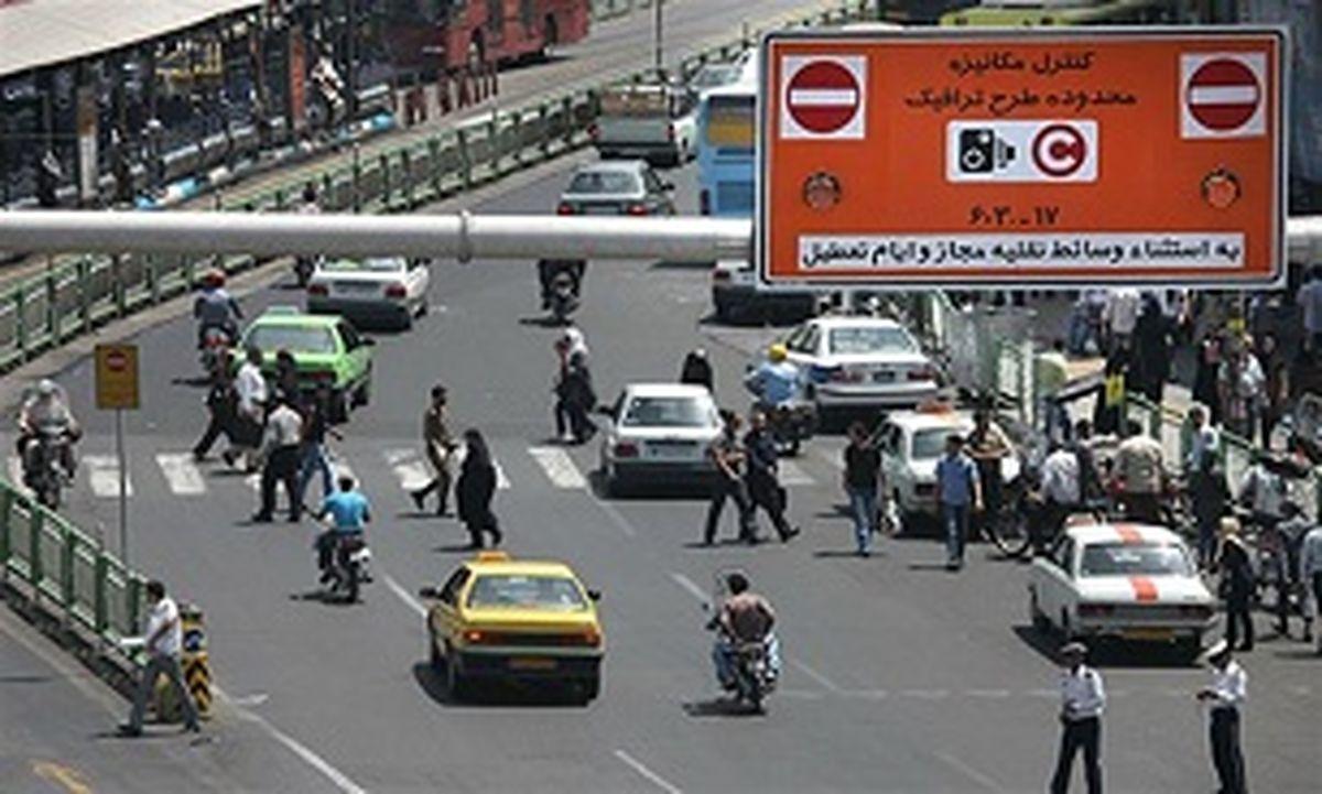 راه اصلاح مدیریت ترافیک تهران