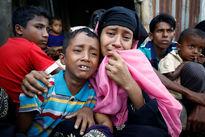 نسلکُشی مسلمانان در میانمار +تصاویر