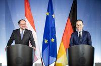 وزیر خارجه اتریش: پیام اروپا را به ایران میبرم