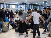 سارقان حرفهای تهران و کشفیات پلیس در آگاهی +تصاویر