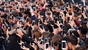 کاربرد روزمره تلفنهای هوشمند +تصاویر