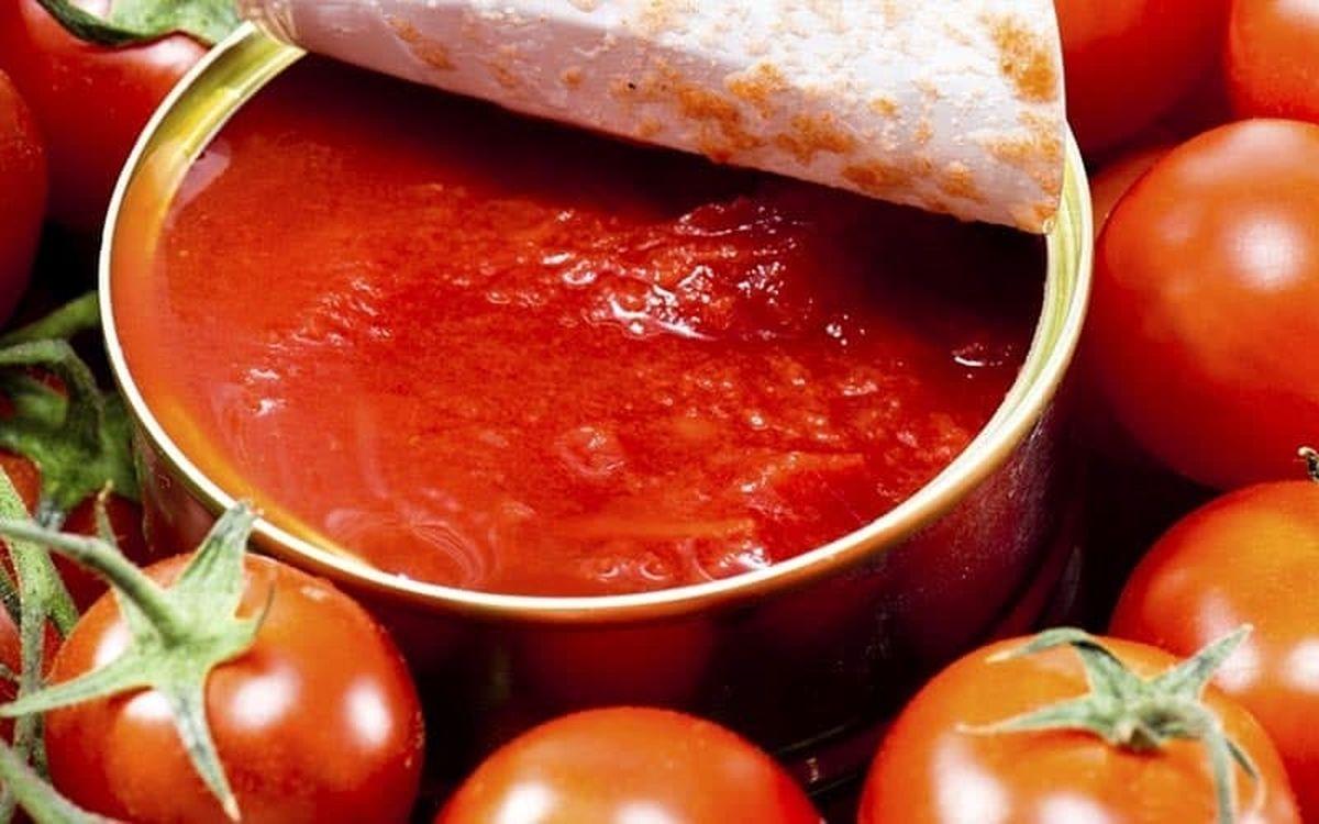 مجوز صادرات رب گوجه تمدید شد