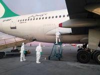 اقدامات پیشگیرانه از کرونا در خطوط هوایی چیست؟