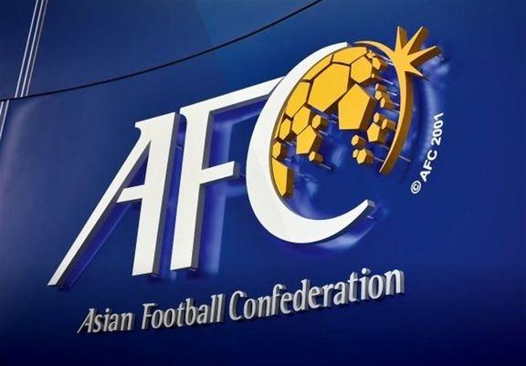 بازتاب مصدومیت فوتبالیست ایرانی در صفحه AFC +عکس