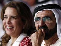رسوایی خانوادگی برای حاکم دبی +تصاویر