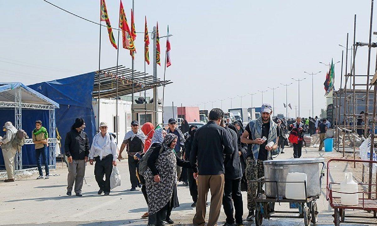 مرزهای سمت عراق بسته است