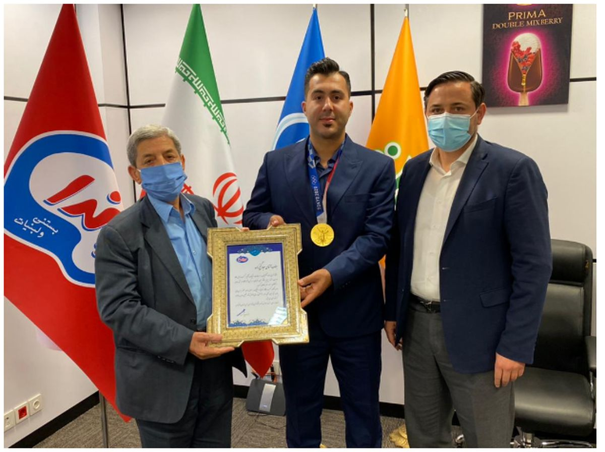 ابوالفضل پایداری: طلای گنج زاده، انگیزه بخش جوانان ایران شد