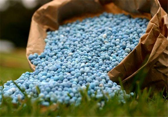 توزیع کود شیمیایی کشاورزی مختل شد