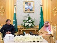 جزییات گفت وگوهای نخست وزیر پاکستان در جده منتشر نشد